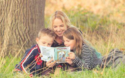 Wendy's eerste kinderboek